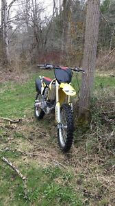 2011 rmz250 fuel injected