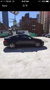 2003 rsx black manual that needs to go today!