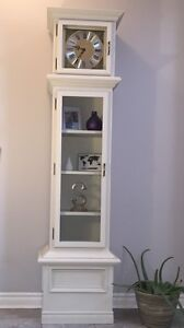 Handcrafted grandfather clock $300.00 OBO