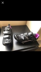 Bontrager cycling shoes - ladies