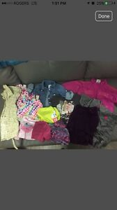Girl's 12 mnth Clothing