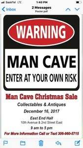 Man Cave Christmas sale