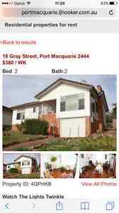 2 bedroom furnished house /6mths rent Port Macquarie Port Macquarie City Preview