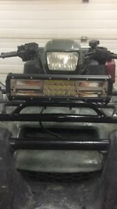 12 inch light bar, super bright.