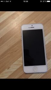 Iphone 5 bell