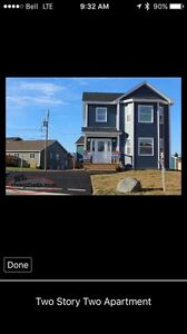 New two story two app St. John's Newfoundland image 1