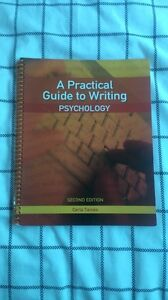 A Practical Guide to Writing: Psychology North Plympton West Torrens Area Preview