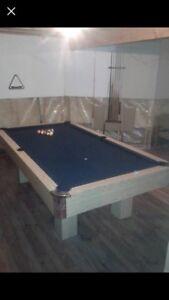 Table de pool