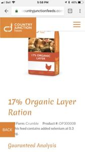 Organic layer ratiin