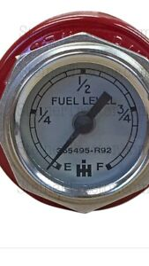 international harvester, Farmall Fuel Tank Gauge In Cap. M,mv,  sm,w6 and varian