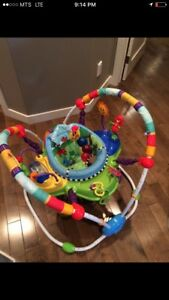 Baby Einstein activity junper