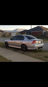 Holden commodore SV6 Ashby Wanneroo Area Preview