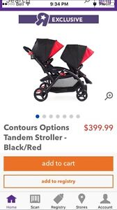 ISO contours options stroller