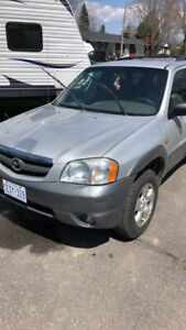 2002 Mazda Tribute for sale any offer! Want gone.