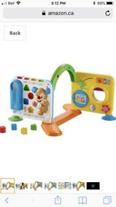 Fisher-Price crawl around learning centre