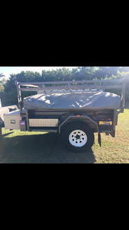 2006 Trackabout Off-road Camper Trailer