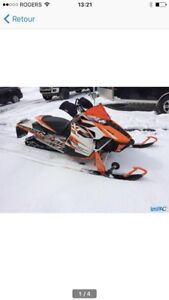 Arctic cat xf 1100 turbo