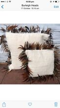 Feather cushion vovers Bonogin Gold Coast South Preview