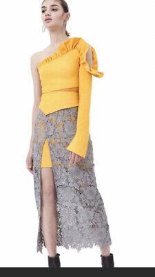 Three Floor Lace Dress UK 12