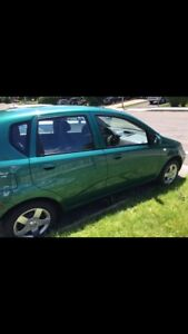 2005 Chevy aveo for parts or take all