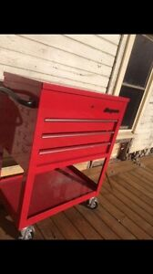 Snap on ice cooler