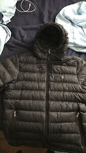 Ralph Lauren Polo Marshmallow Jacket