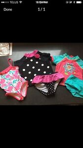 18months-2T swim suits girls