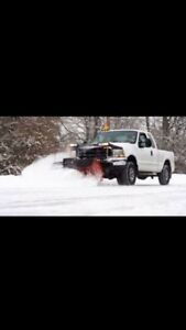 Looking for subcontractor snow plowing
