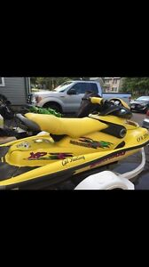 1998 Seadoo Xp with Trailer and ownership!