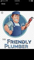 Plumber available anytime
