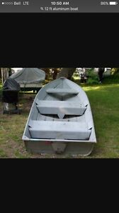 Wanted: Aluminum Fishing Boat (12ft or 14ft)