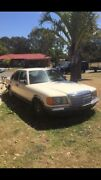 Mercedes 280 SE 1982, cheap SWAPS Bongaree Caboolture Area Preview
