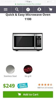 BREVILLE MBO 300 Microwave URGENT