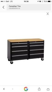 Armoire pour outils Waterloo neuf