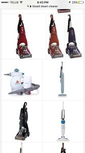 ISO carpet steam cleaner/rug shampooer