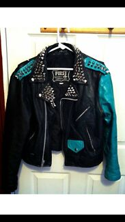 Custom Leather and Denim Jackets