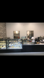 CAFE/BAKERY FOR SALE
