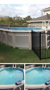 Above ground pool Collingwood Park Ipswich City Preview