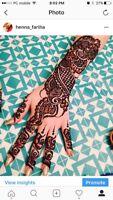 Professional Bridal Henna /Mehndi Artist