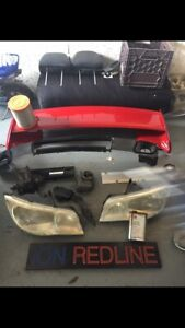 Saturn Ion Redline parts