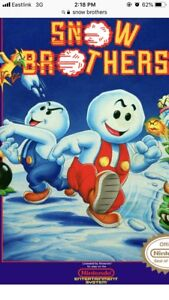 Looking for snow brothers nes game