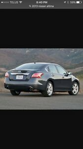 2013 Nissan Altima lease takeover