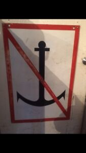 Do Not Anchor