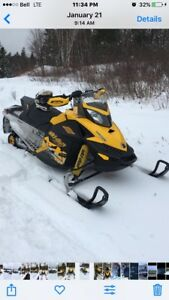 2013 skidoo 600 trade for 68 to 72 Chevy Nova or chevelle body