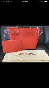 Brand New FAKE Louis Vuitton Tote Bage Rochedale Brisbane South East Preview