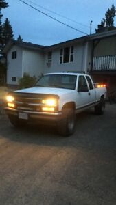 1998 chevrolet 1500 want gone
