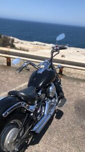 2014 Yamaha V-Star XVS650A Classic MY15