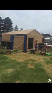 Ezytrail Camper Trailer Marshall Geelong City Preview