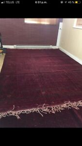 tapis afghan tres beau