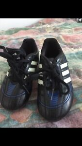 Girls and boys soccer shoes